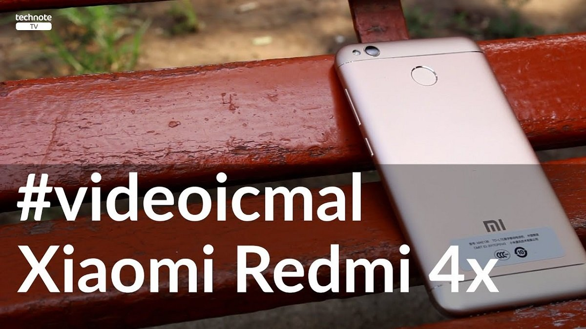 Xiaomi Redmi 4x - Video İcmal