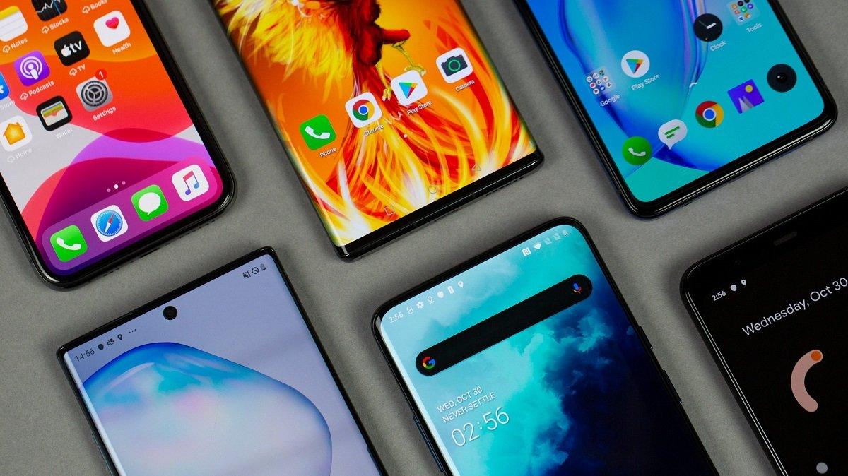 Xiaomi və Realme istisna olmaqla digər şirkətlərin smartfon satışları 2020-nin birinci rübündə 13% düşüb