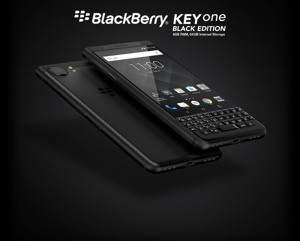 KEYone Black Edition