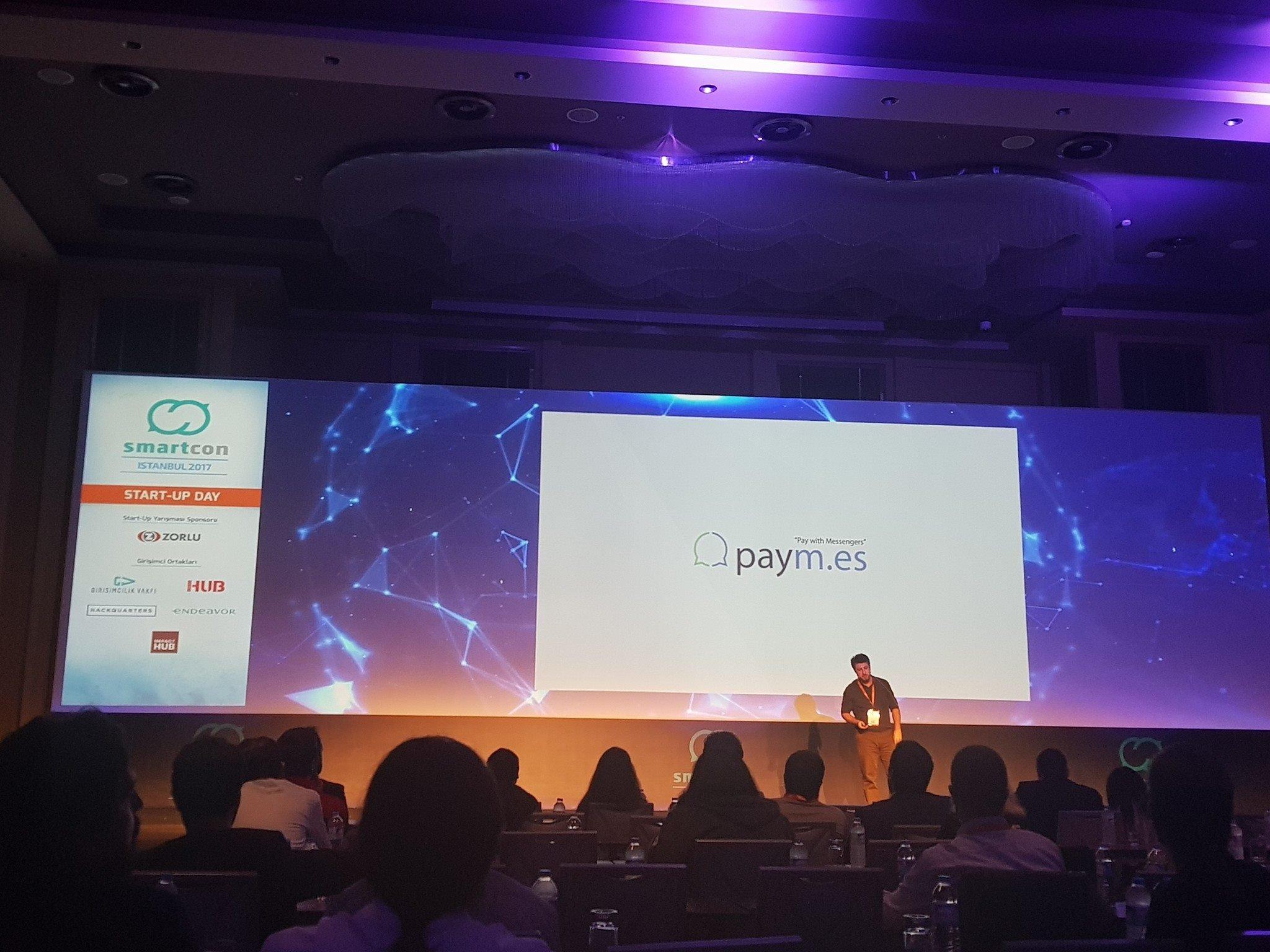 Yerli startap 'Paymes', 'Webrazzi Ödülleri 2017'də nominantlar arasındadır
