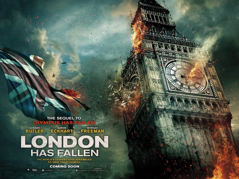 """""""London has Fallen"""" filminin premyera tarixi dəyişilib"""