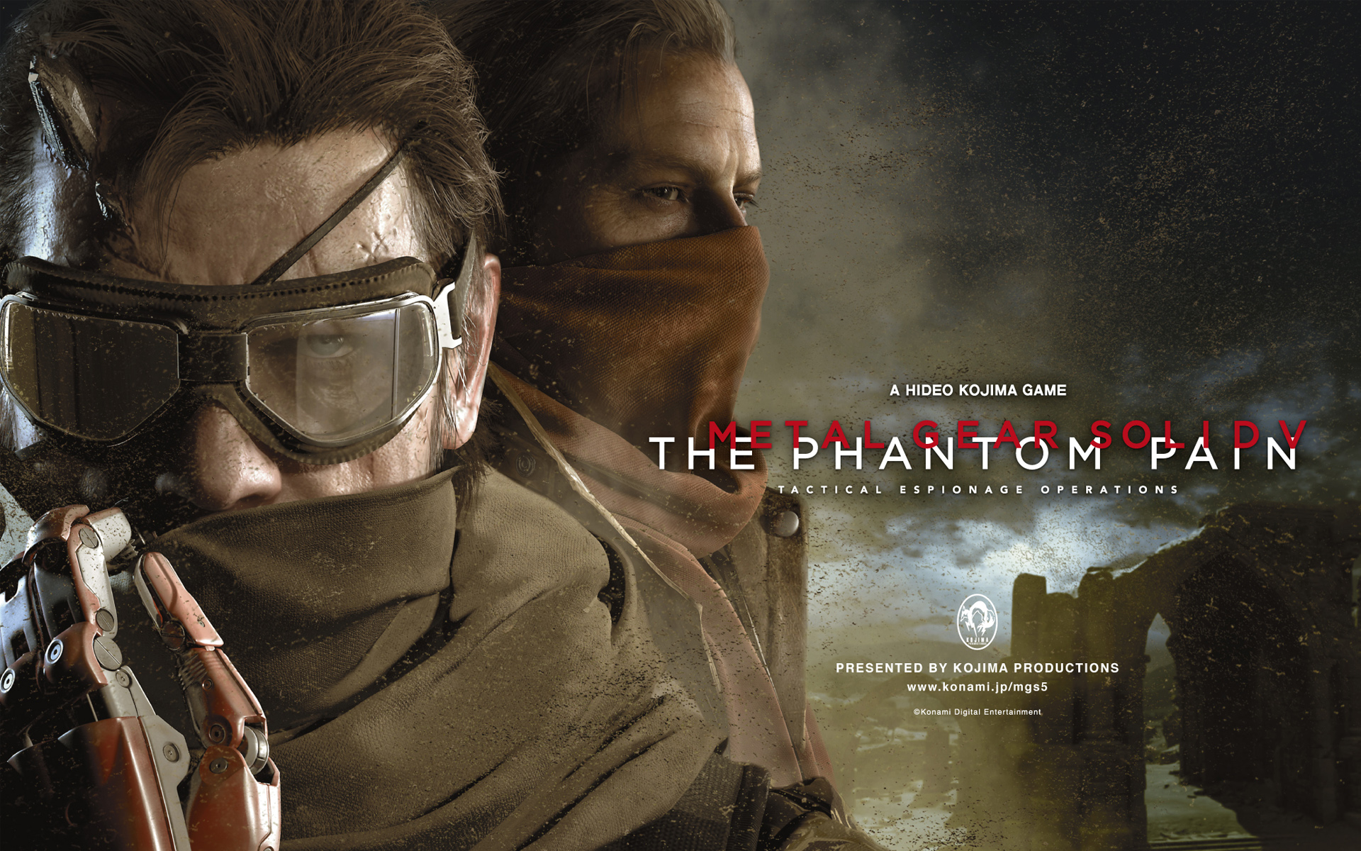 Metal Gear Solid V: The Phantom Pain-dən yeni video