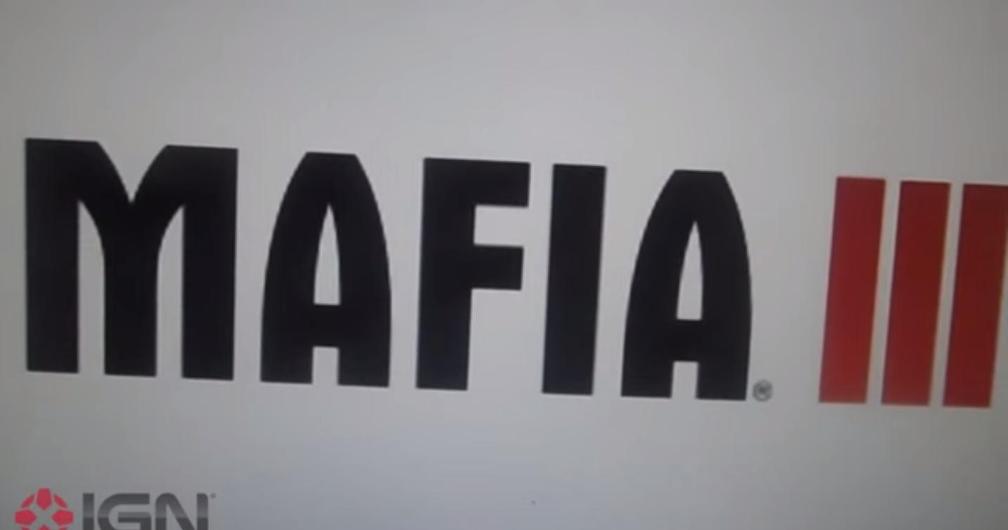 Mafia 3 gəlir!