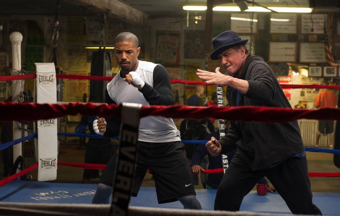 """Rocky Balboa geri qayıdır. """"Creed"""" filminin videosu yayımlandı"""