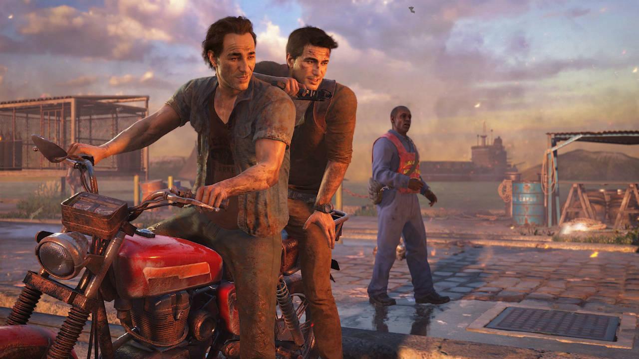 Uncharted 4-ün E3 2015-da təqdim olunan gameplay videosunun tam versiyası