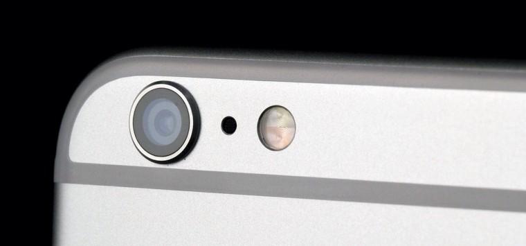 iPhone 6S və 12mpx kamera