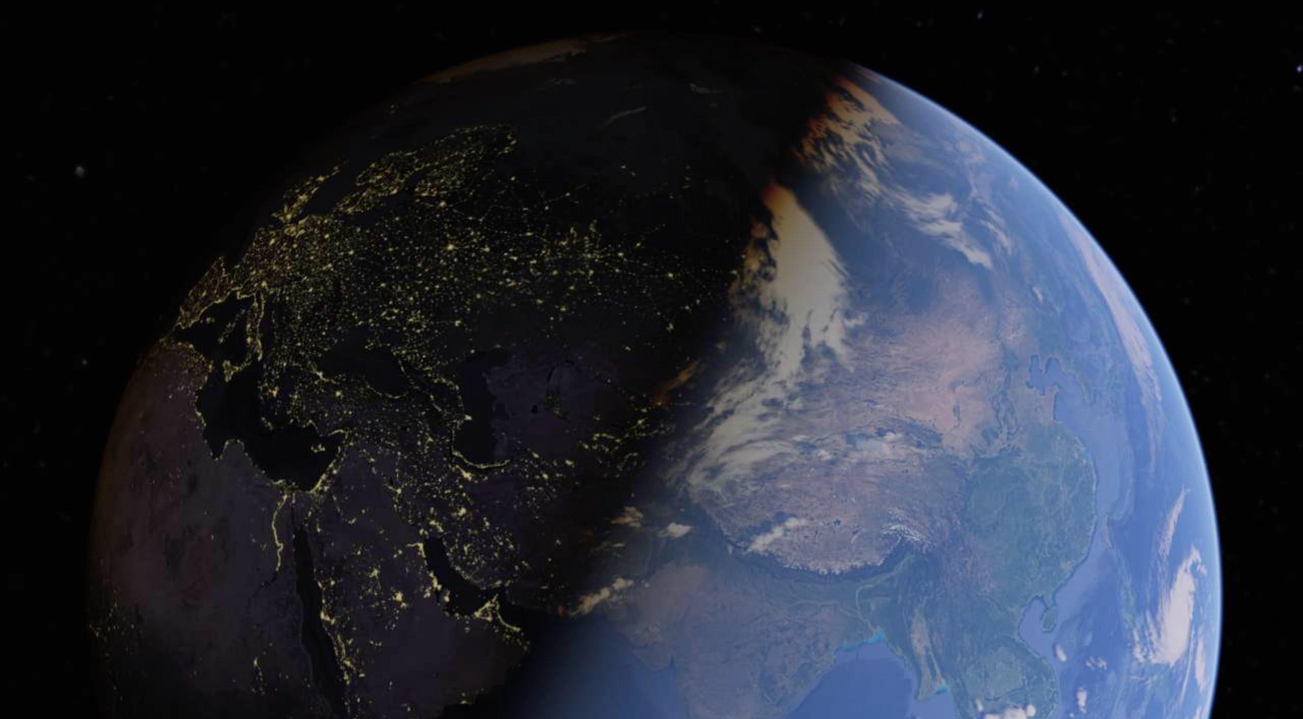 NASA-nın yeni möhtəşəm videosunu mütləq izləməlisiniz!