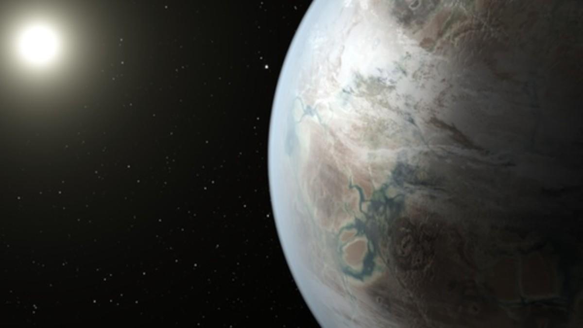 Yer kürəsinə bənzər planet kəşf olunub