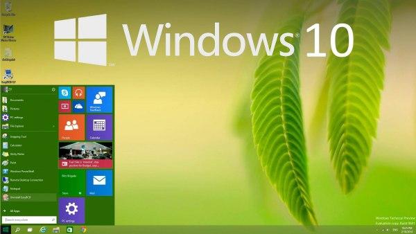 Windows 10 - 10 il yaşayacaq
