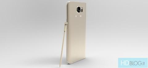 Galaxy Note 5`in daha bir neçə şəkili yayıldı