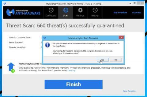 Komputerdəki reklam viruslarını silmək üçün ən yaxşı 4 proqram