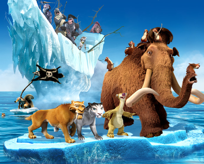 Yeni Ice Age Collision adlanacaq