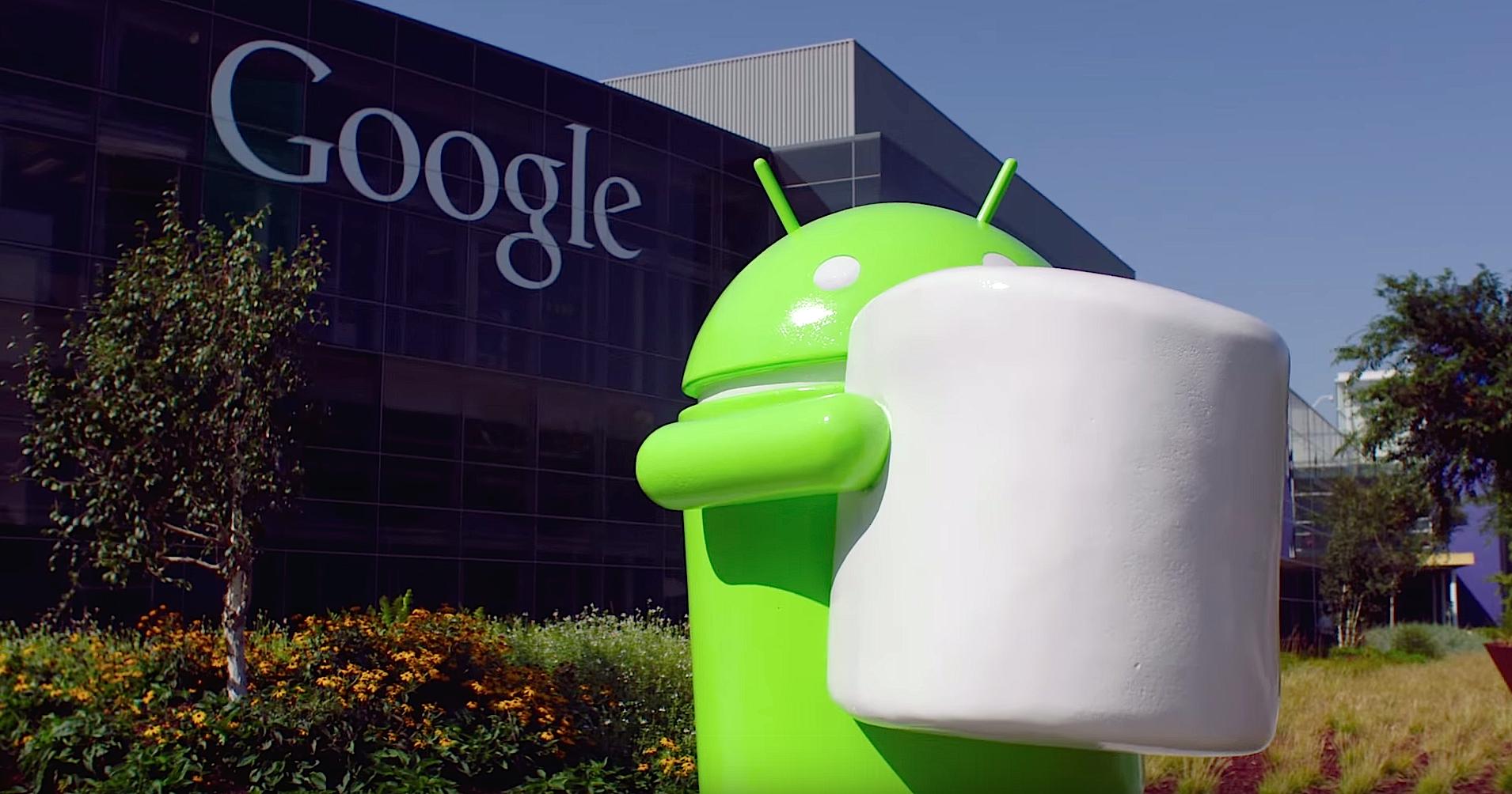 Android 6.0: Marshmallow!