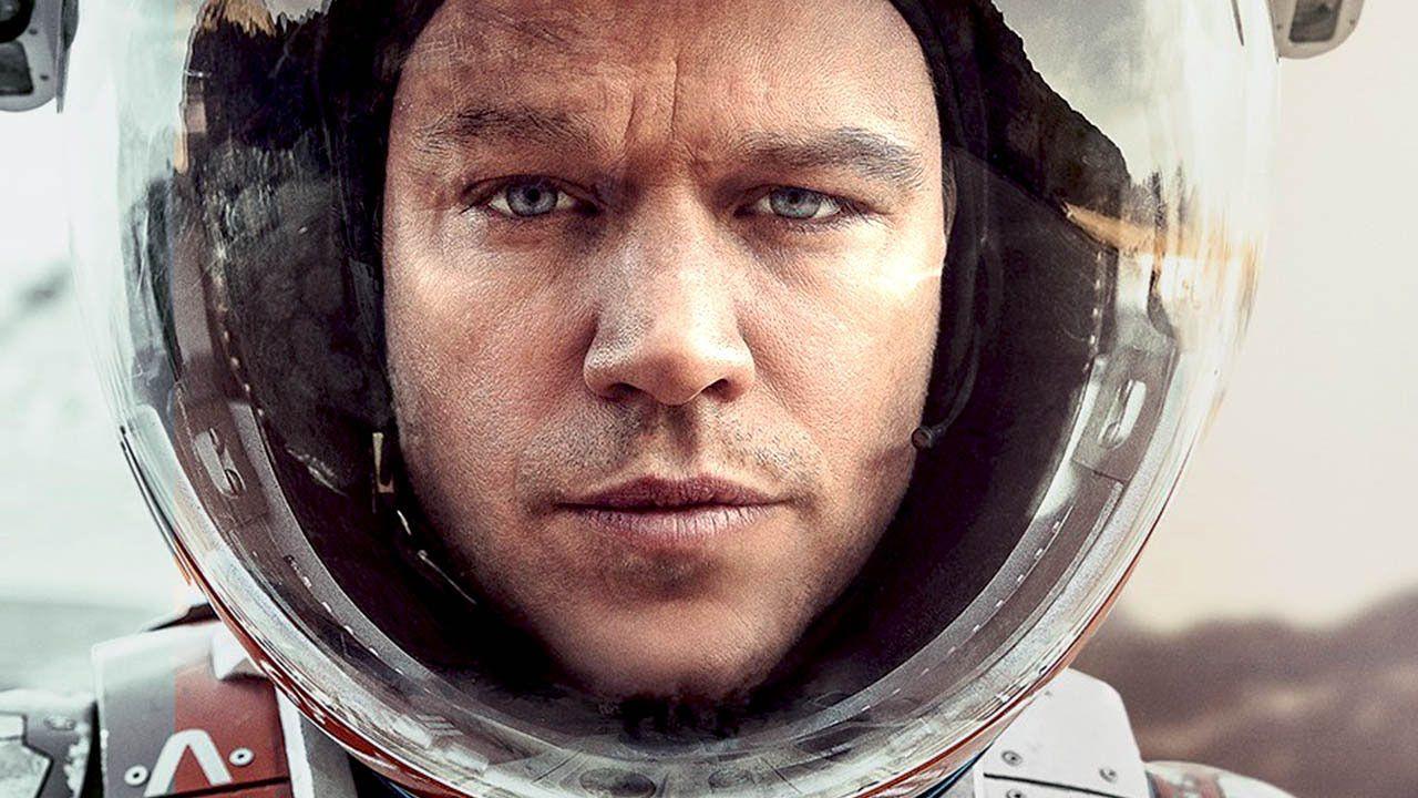 The Martian filmindən yeni trailer