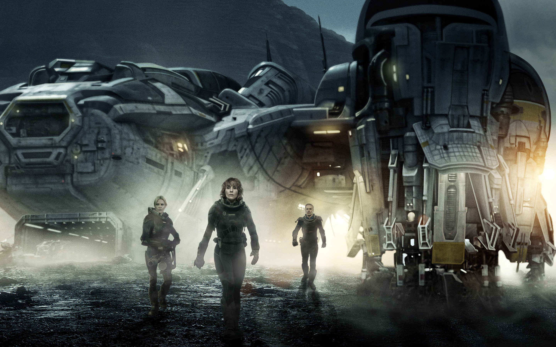 Prometheus filminin davamının adı bəlli olub.
