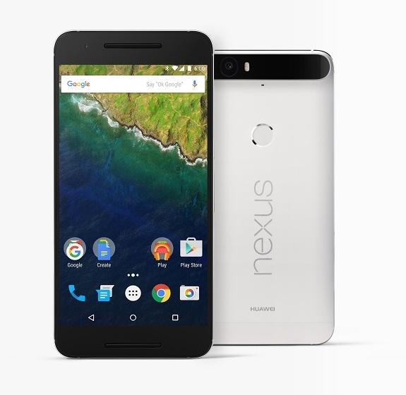 Nexus həvəskarları! Qarşılayın! Yeni Huawei Nexus 6P!