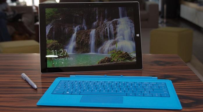 Microsoft iki ekrana sahib Surface Pro 4\'ü tanıda bilər!