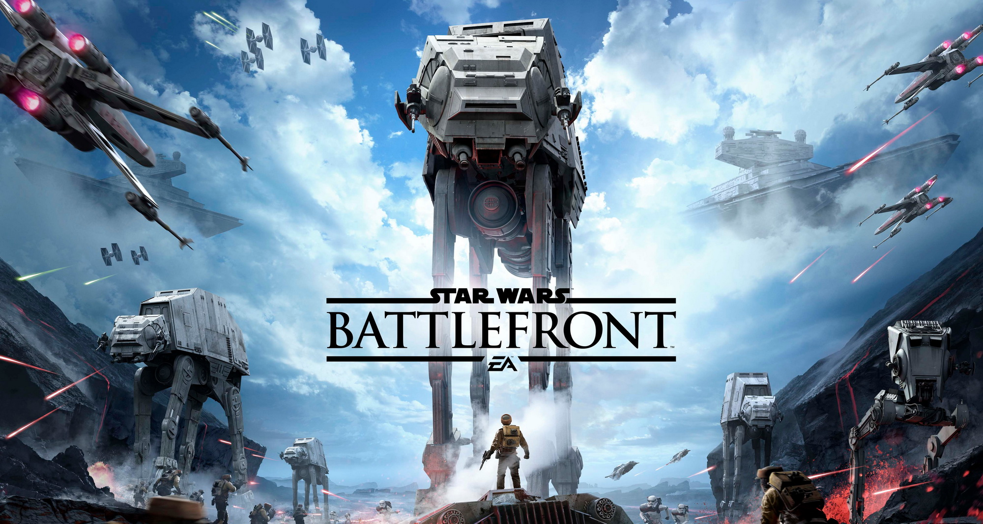 Star Wars: Battlefront oyununun rəsmi sistem tələbləri