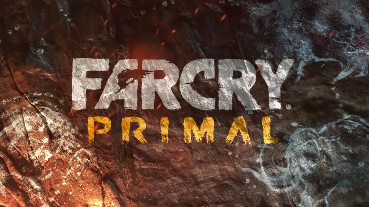 Far Cry: Primal rəsmi şəkildə anons olunub