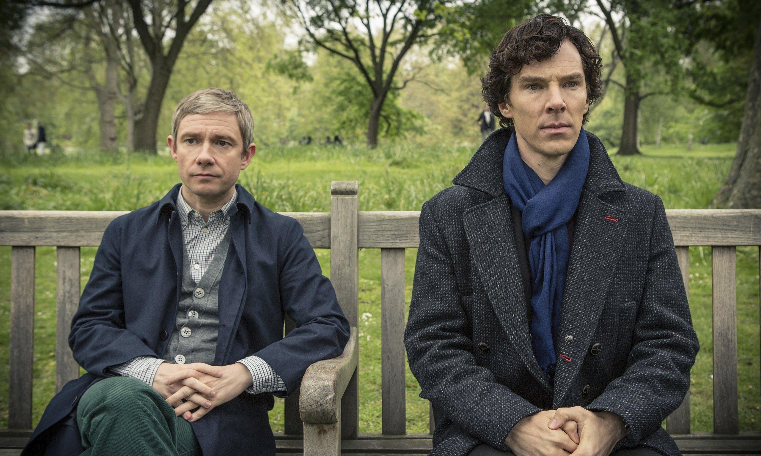 Sherlock serialının Yeni ilə özəl epizodunun traileri yayımlanıb