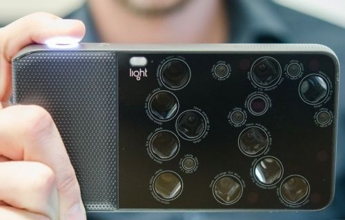 Dünyanın 16 Mpxl kameralı ilk fotoaparatı! Qarşınızda L16!