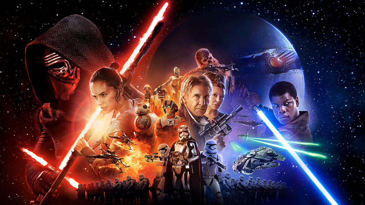 Star Wars Episode VII: The Force Awakens filmindən yeni trailer