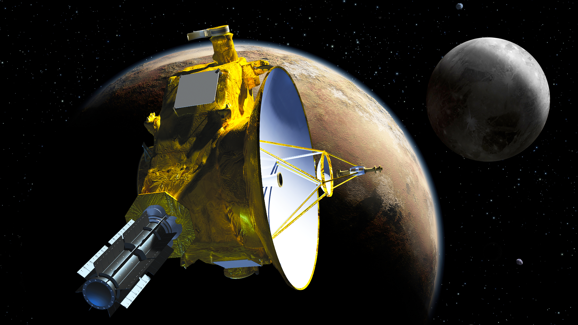 newest space probe - HD1820×1024