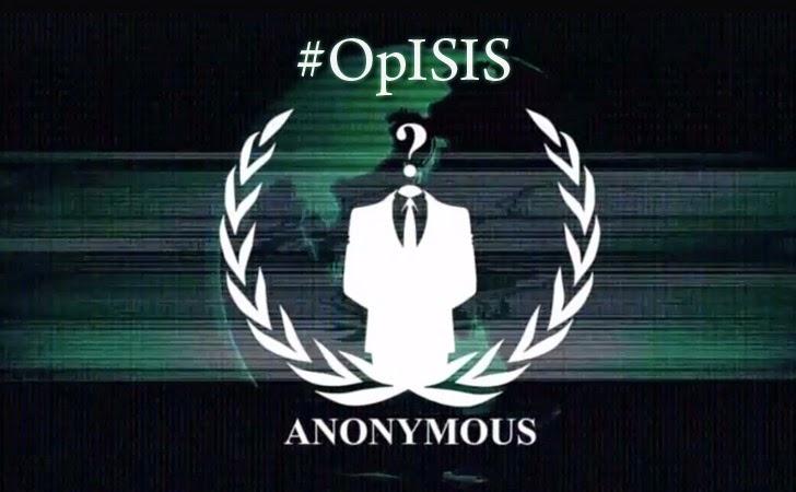 Anonymous-dan İŞİD-ə video müraciət: Müharibə başladı!