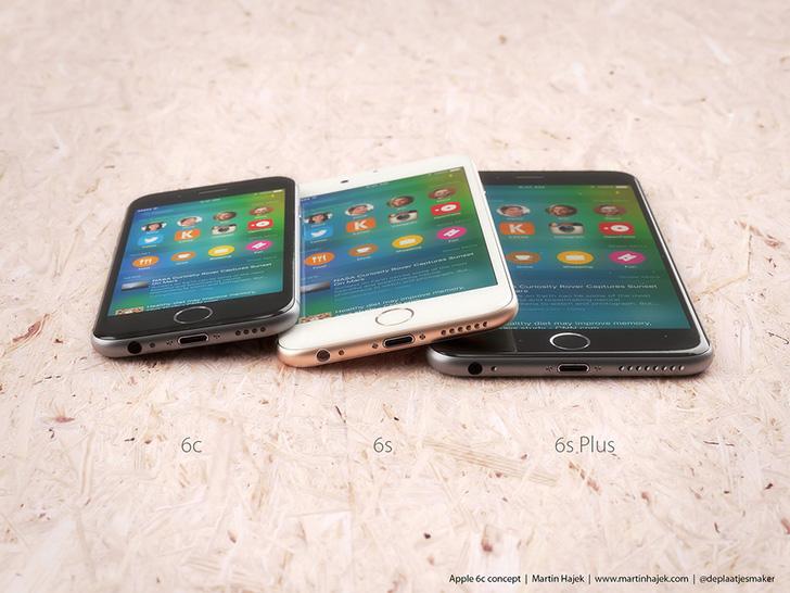 Xoş Xəbər! Kiçik ekranlı iPhone-lar geri qayıdır. iPhone 6c