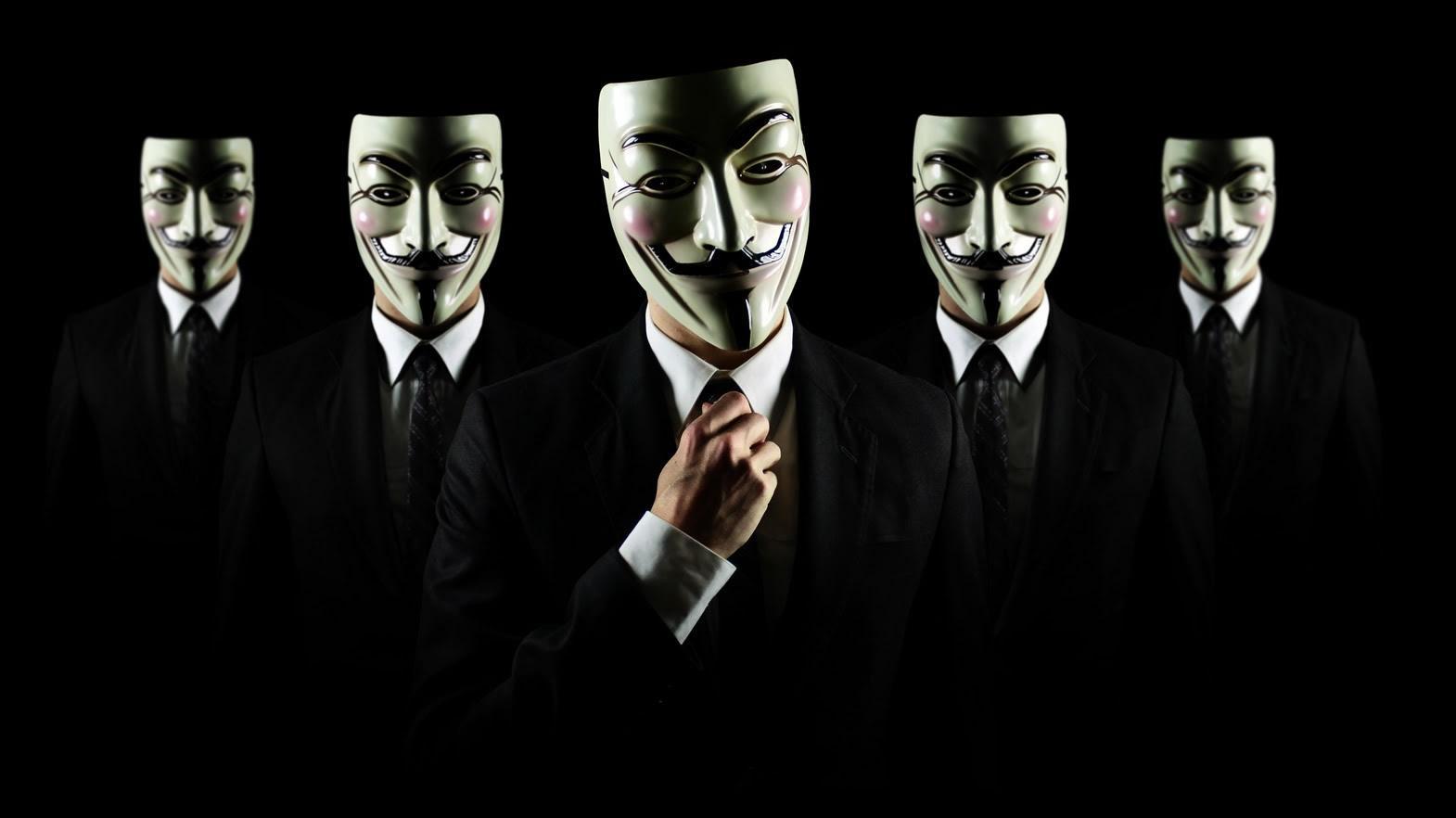 Anonyumous-un İŞİD-ə ünvanladığı təhdid videosu saxta çıxdı.