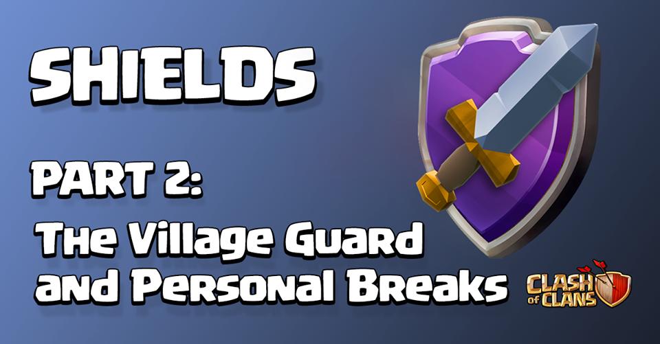 Clash of Clans\'dan rəsmi yenilənmə məlumatı: Village Guard #2