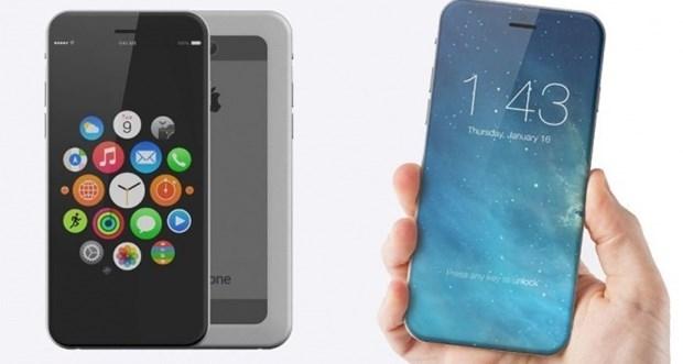 iPhone 7\'də çərçivəsiz ekran olacaq!