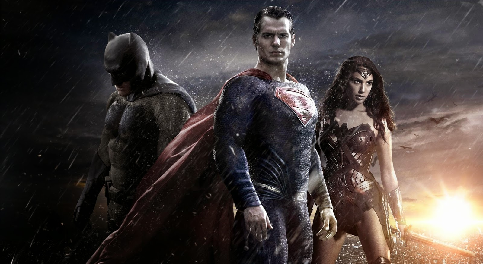 Batman v Superman: Dawn of Justice filmindən yeni trailer