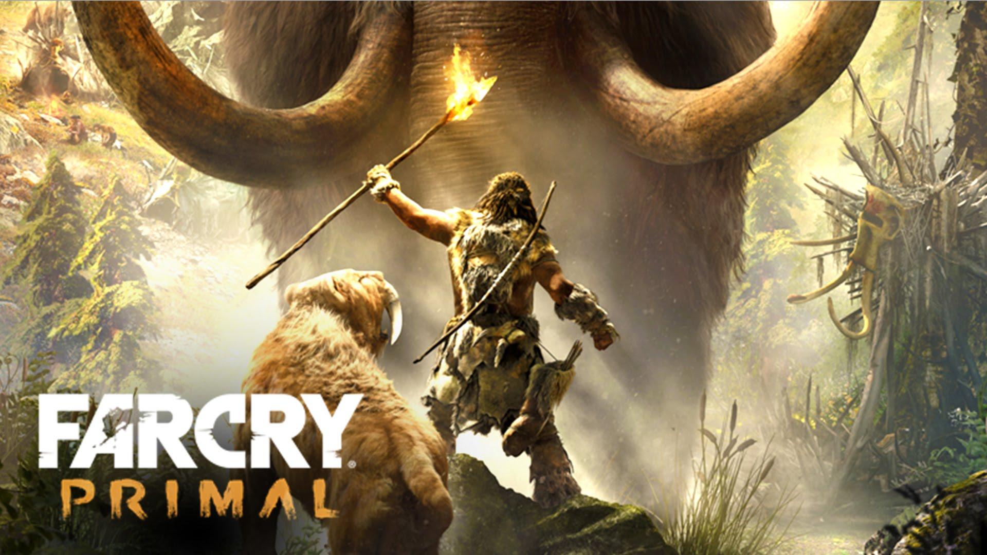 Far Cry Primal oyununun ilk gameplay videosu