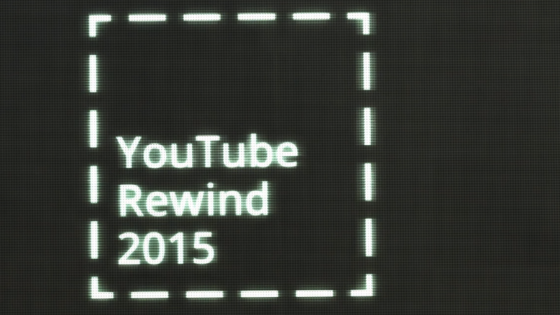 Youtube\'la 2015-ci ili 6 dəqiqə ərzində izləyin!