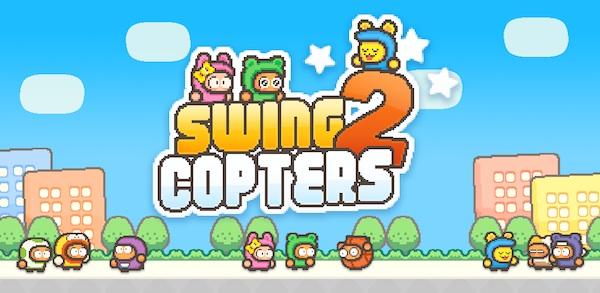 Flappy Birds-ün yaradıcısından yenə əsəbləri alt-üst edəcək oyun: Swing Copters 2