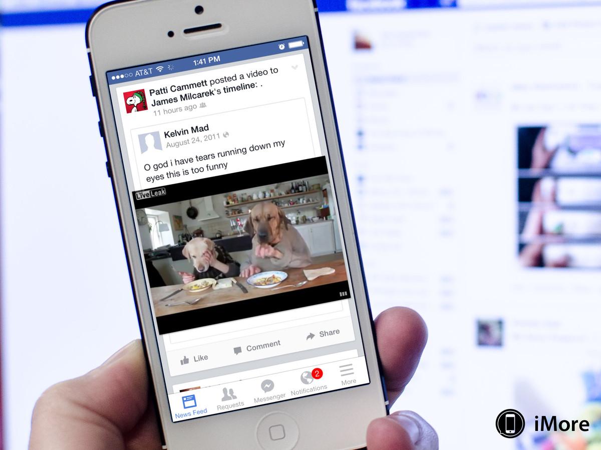 Facebook-da videoların avtomatik göstərməsini necə durduraq? (iOS)