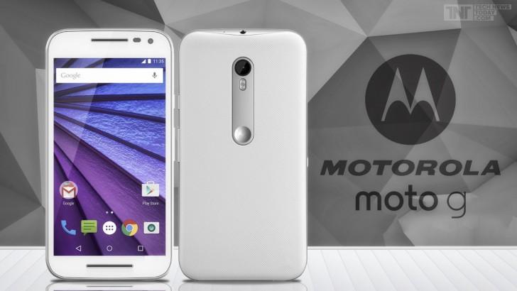 Əlvida, Motorola!
