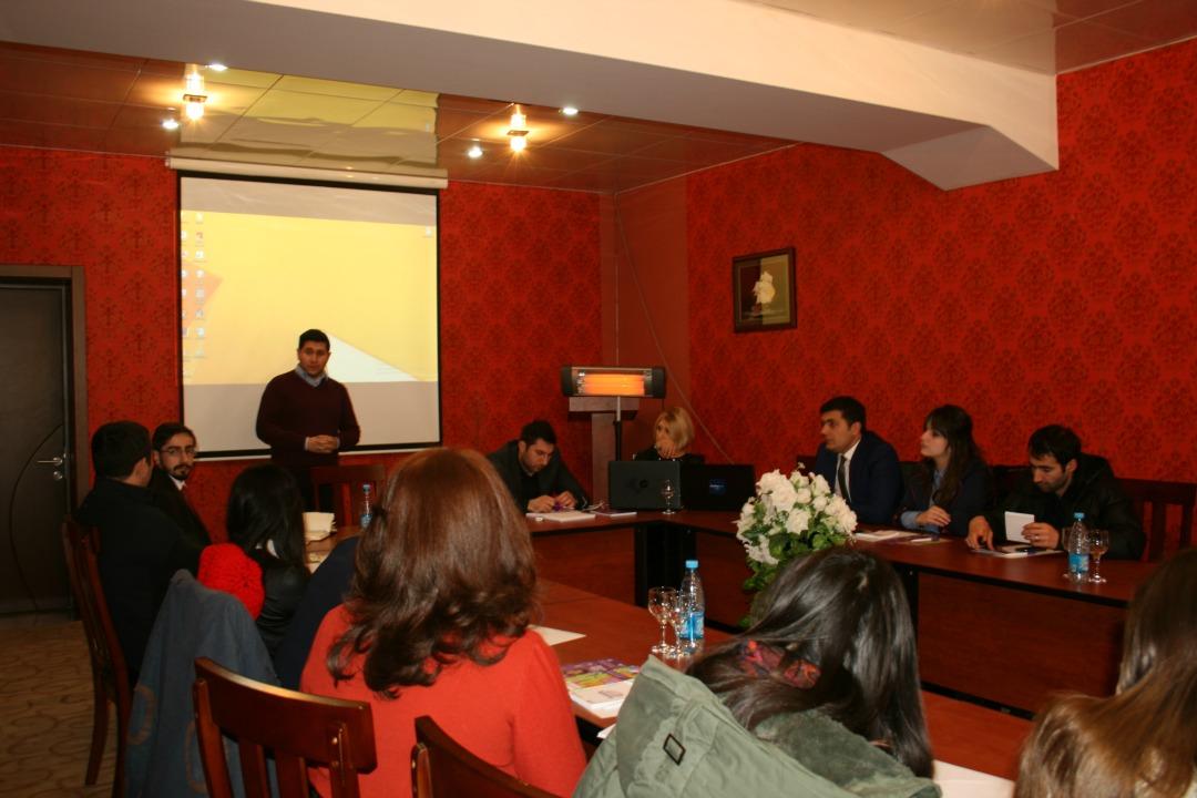 Lənkəran və Xaçmaz regionunun gənc sahibkarları üçün biznes forum təşkil olunub.
