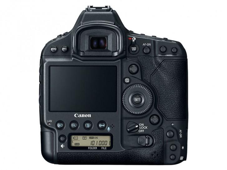 Canon EOS-1D X Mark 2 rəqib tanımır!