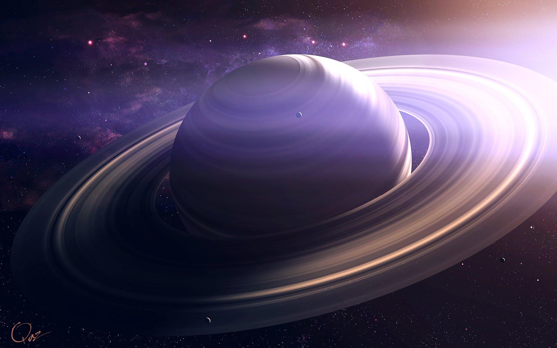 Saturn halqalarının maraqlı xüsusiyyəti aşkar edilib