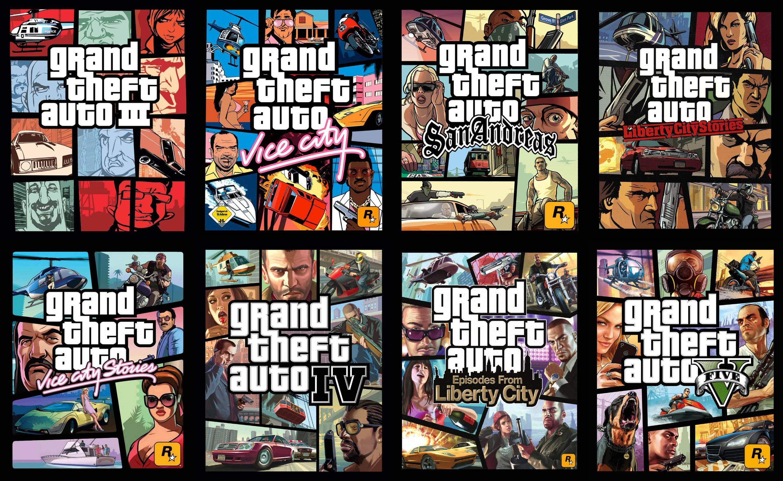 OYUNLARIN TARİXİ: Grand Theft Auto