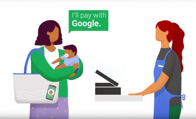 Google'dan Hands Free (Əllər sərbəst) adlı ödəniş sistemi gəlir [Video]