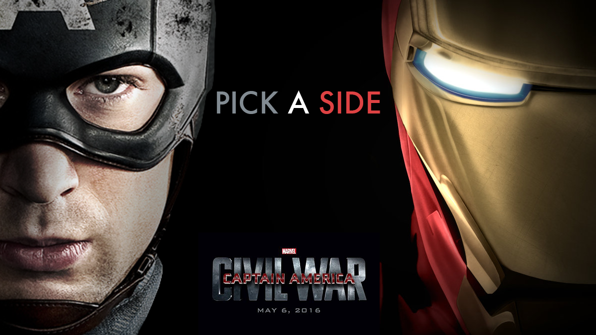 """""""Captain America: Civil War"""" filminin yeni traileri. Trailerin sonunda inanılmaz sürpriz"""