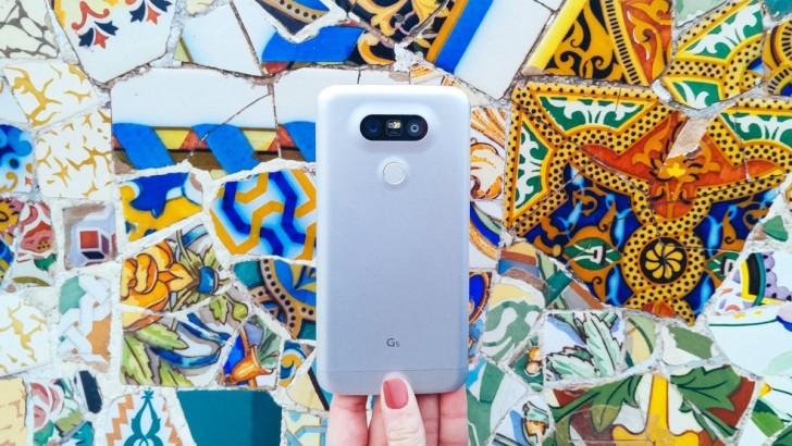 LG G5\'in xüsusi versiyasının detalları üzə çıxdı