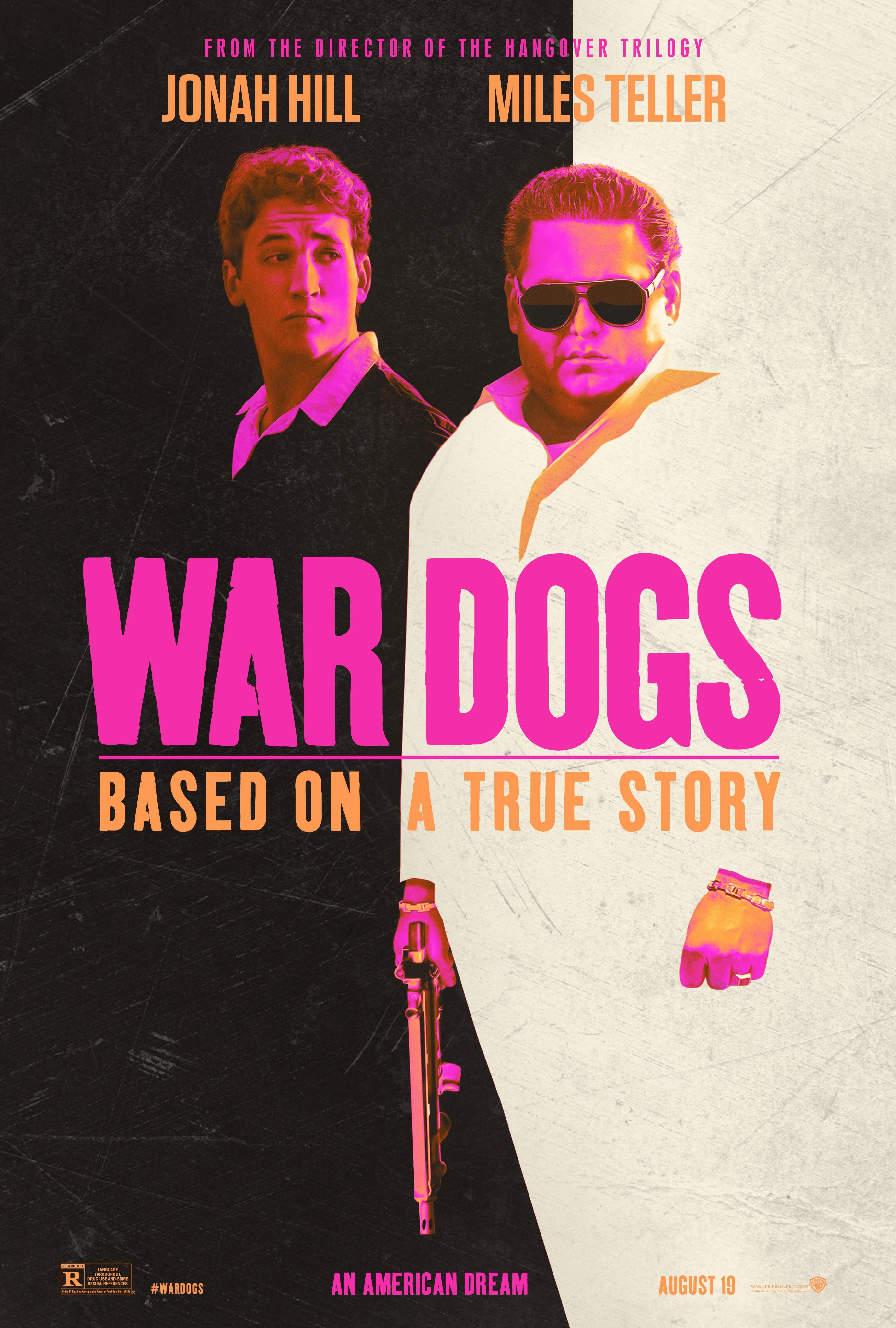 """Jonah Hill və Miles Teller-in iştirakı ilə  """"War Dogs"""" adlı yeni komediya filmi"""