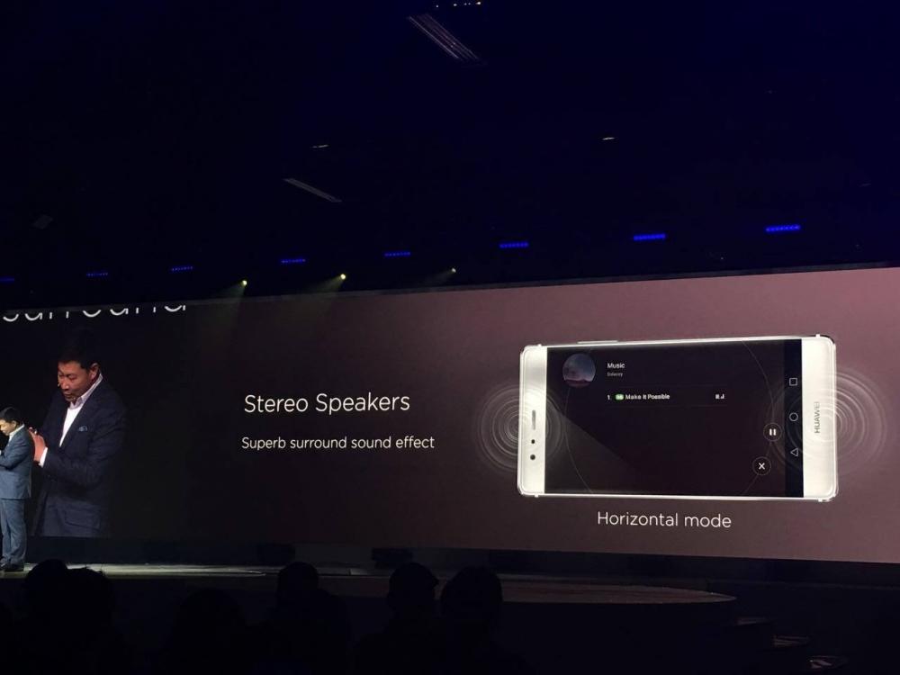 Huawei\'dən daha bir flaqman telefon modeli: Huawei P9 Plus