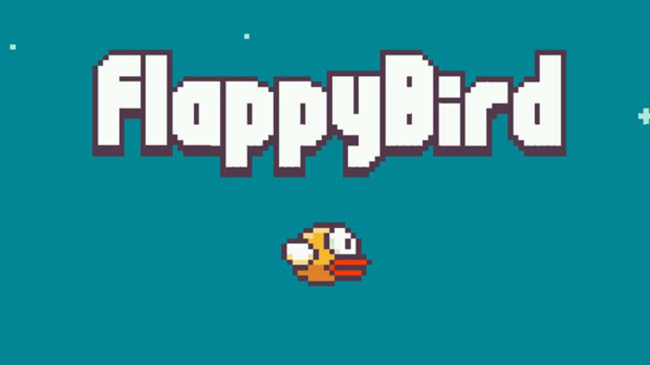 Flappy Bird oyununu ağılagəlməz cihazda oynadı