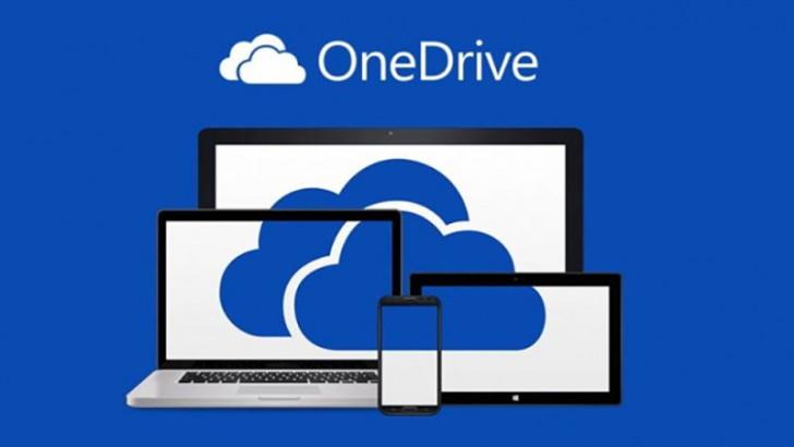 Microsoft ödənişsiz One Drive həcmini 5GB\'a endirir