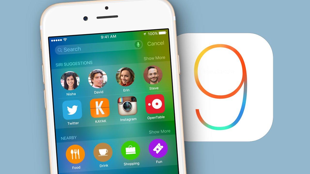 iOS 9.3.2 beta 3 yayımlandı. Budur, yeniliklər